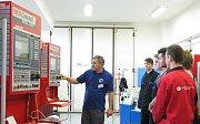 Střední průmyslová škola v Třebíči má nové učebny.