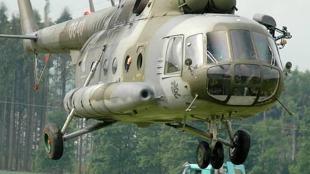 Vláda si přeje, aby vrtulníková letka z bezpečnostních, strategických i dalších důvodů zůstala v Přerově.