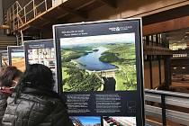 Infocentrum PVE Dalešice nově nabízí návštěvníkům unikátní výstavu Voda a civilizace