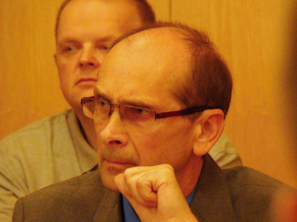 Bývalý starosta Jemnice Miloslav Nevěčný