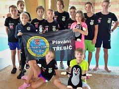 Plavci Spartaku Třebíč vybojovali na prvních závodech v nové sezoně celkem 11 zlatých, 7 stříbrných a 11 bronzových medailí.
