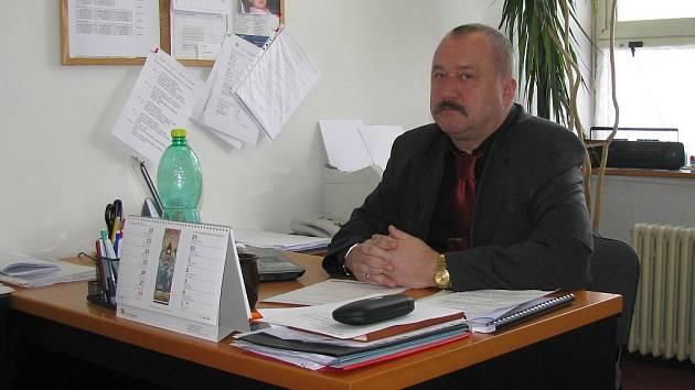 Antonín Mládek.