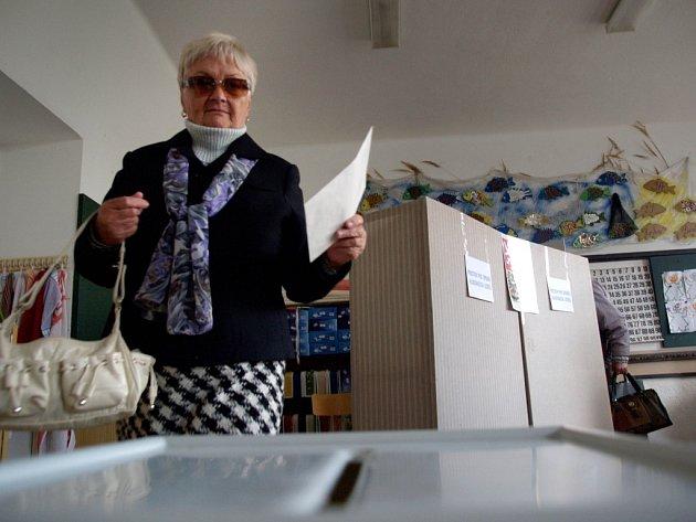 Volby do krajského zastupitelstva na Třebíčsku začaly.