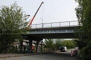 Uzavírka v Třebíči a její dopady. Most v Hrotovické postaví nový. Do konce října.