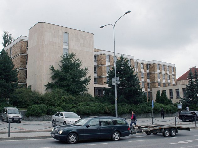 Budova Fórum v Třebíči.