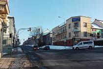 Ulice Bráfova.