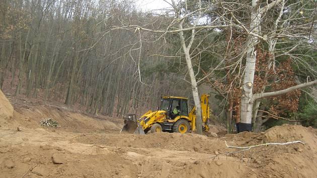 Na Lavičkách se zatím vede řízení o odstranění stavby