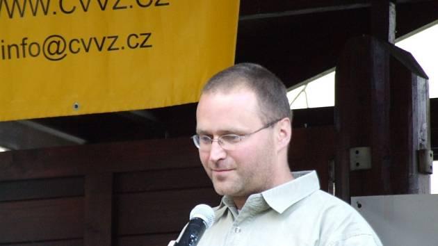 Nejoblíbenějším dobrovolníkem na Vysočině je farář z Valče.