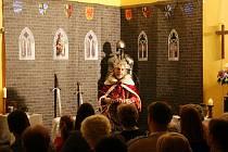 Divadelní představení Čtyři ženy Karla IV.