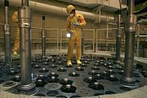 Vyhořelé palivo z jaderných elektráren zatím končí v dukovanském meziskladu. Na definitivní uložení či přepracování si několik desítek let počká.