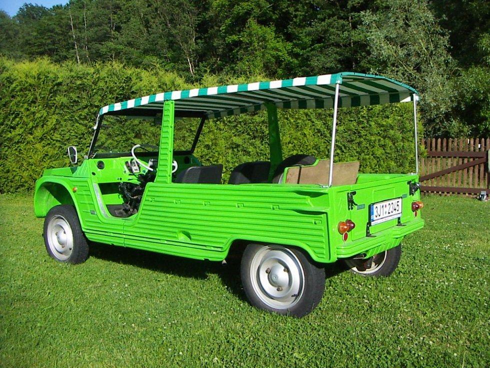 Citroën Méhari.