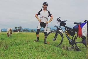 Tomáš Vejmola alias Tomík na cestách se vydal do Gruzie a zpět na kole. Teď chystá novou cestu do Bangkoku.