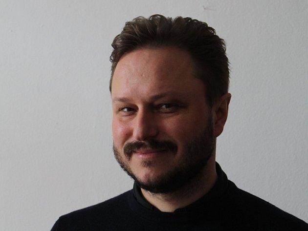 Ing. arch. Jaroslav Hulín, městský architekt v Třebíči.