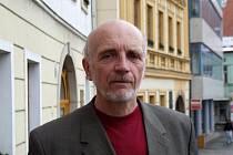 TŘEBÍČSKÝ MĚSTSKÝ ARCHITEKT LUBOR HERZÁN. Na stejném postu už působil v letech 1991 až 1999.