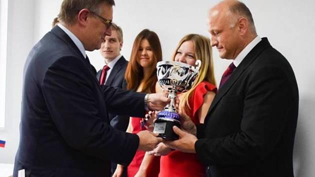 Vítězem letošního ročníku vědomostní a dovednostní soutěže středních škol s veterinárním zaměřením jsou studenti Střední školy veterinární, zemědělské a zdravotnické z Třebíče.
