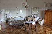 Na zámku v Náměšti opět lidé můžou zavítat do královského apartmánu. Uvidí toho víc než loni.