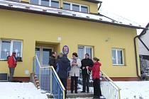 Nově otevřená školka v Koutech.
