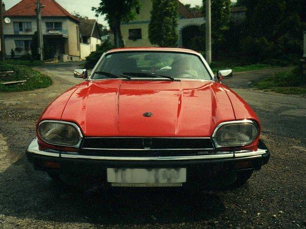 Jaguar XJS.