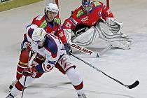 Drama se nekonalo, domácí Rebelové rozhodli o osudu utkání už po dvou třetinách a nad Horáckou Slavií Třebíč tak vyhráli i druhé vzájemné utkání.