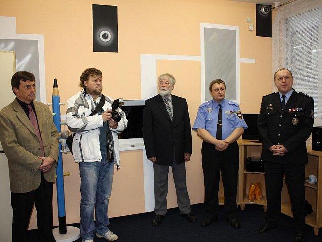ovou výslechovou místnost pro oběti trestné činnosti otevřeli v těchto dnech v budově Policie ČR v Třebíči.