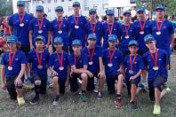 Baseballový tým kraje Vysočina, vybojoval stříbro na letní Olympiádě dětí a mládeže 2017 v Brně.