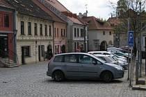 Žerotínovo náměstí.