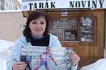 Trafikantka Radka Patočková.