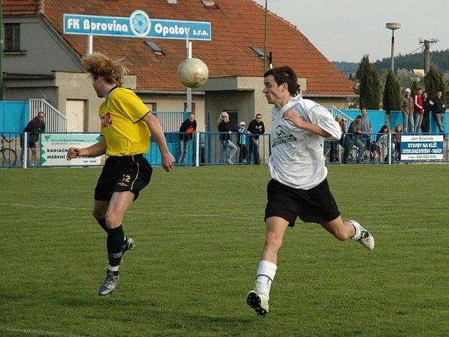 Borovinským fotbalistům se ve 20. kole krajského přeboru nepodařilo bodovat.