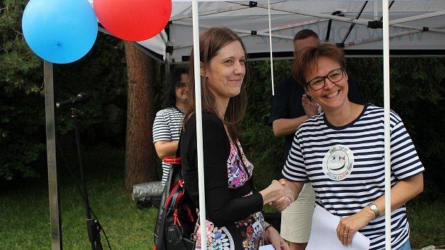 Piráti a TOP 09 podepsali memorandum o vzájemné spolupráci v Třebíči.