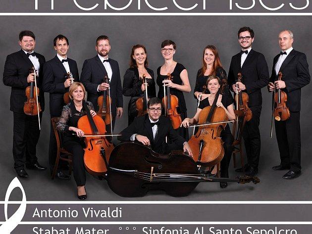 Virtuosi Trebicenses nastudovali Vivaldiho postní skladby