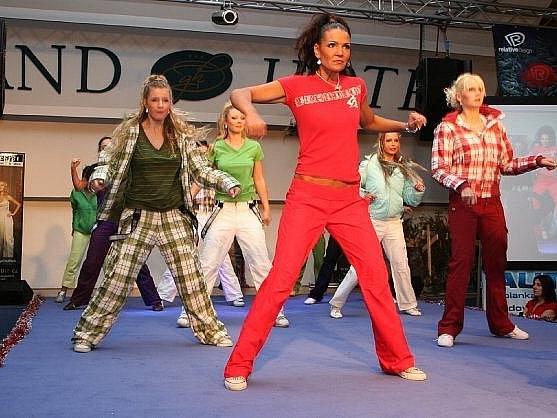 Nápaditá choreografie bude součástí i letošního ročníku GalaFashionShow ve velkém sále Fóra.