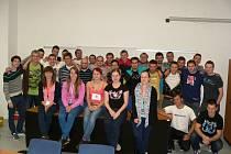 Celé dva týdny stráví v Jaderné elektrárně dvacet sedm studentů a pět studentek technických vysokých škol z České republiky a Slovenska.