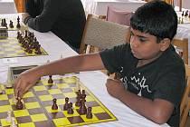 Jedenáctiletý Nitish Belurkar z Indie