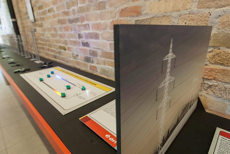 Slavnostní otevření nové expozice v Ekotechnickém centru Alternátor.