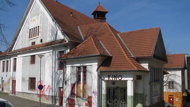 Kino Moravia.