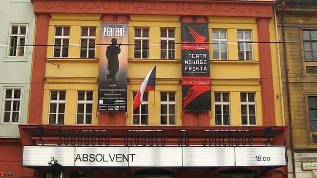 Jaroslav Šmíd působil ve Švandově divadle na Smíchově.