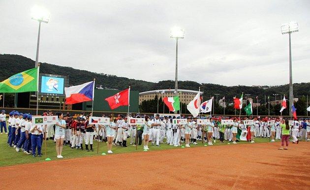 Třebíčští baseballisté na mistrovství světa