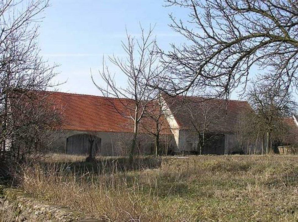 Obec Boňov.