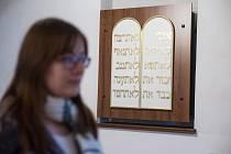 Expozice o proměnách židovské čtvrti a také výstava o polských židech v Zadní synagoze v Třebíči.