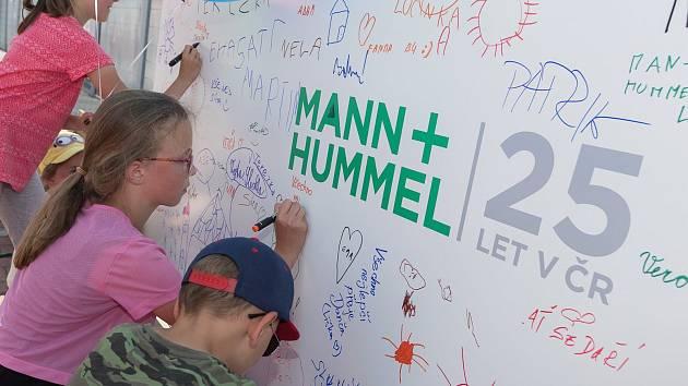 Mann Hummel slaví 25 let působení v České republice řadou aktivit.