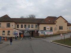 Nemocnice v Třebíči vyhlásila zákaz návštěv.