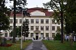 Budova gymnázia prošla za dva roky rekonstrukcí zásadní obměnou.