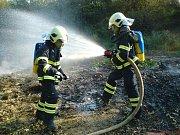 Ačkoli se dukovanští hasiči zaměřují převážně na prevenci, na kontě mají i řadu zásahů v terénu. Vyjížděli například k požáru kombajnu. Hasiči z Dukovan mají v plánu vytvořit vlastní webové stránky, kde se chtějí zaměřit převážně na osvětu.