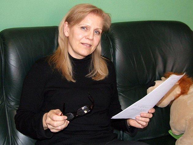 Alena Hujerová.