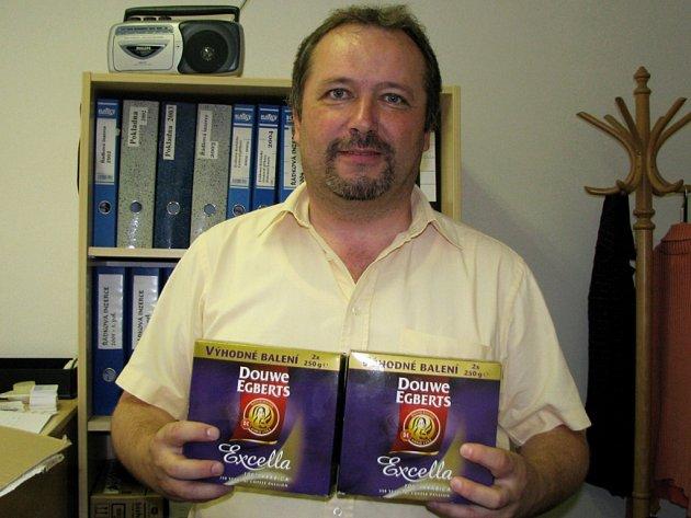 Jarní díl tipovací fotbalové soutěže Deníku vyhrál Jaroslav Fiala z Náměště nad Oslavou, který ve třinácti kolech nasbíral 78 bodů. V redakci Třebíčského Deníku vyzvedl hlavní cenu v podobě kvalitní pražené mleté kávy Douwe Egberts v hodnotě 2000 Kč.