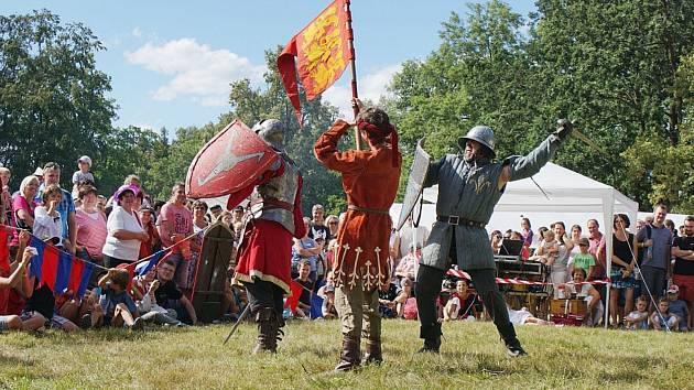 V sobotu 8. srpna zažije Jemnice již X. Jemnickou bitvu.