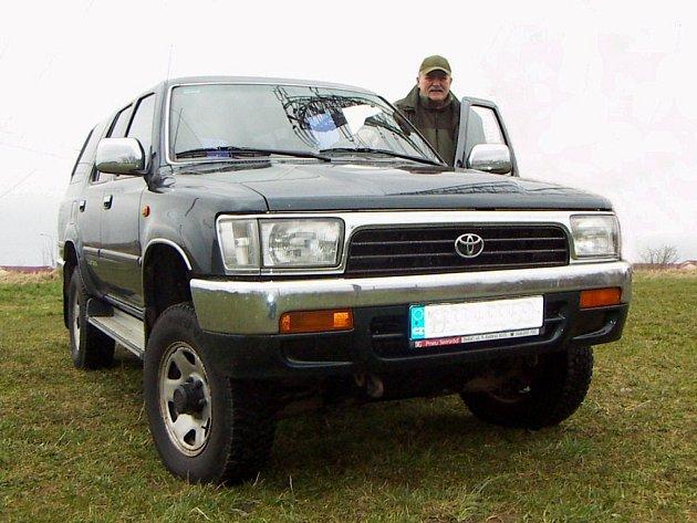 Jaroslav Chromý vlastní model vyrobený v roce 1994. Vůz zakoupil v jednom z třebíčských autobazarů v roce 2006 s najetými 154 tisíci kilometry.