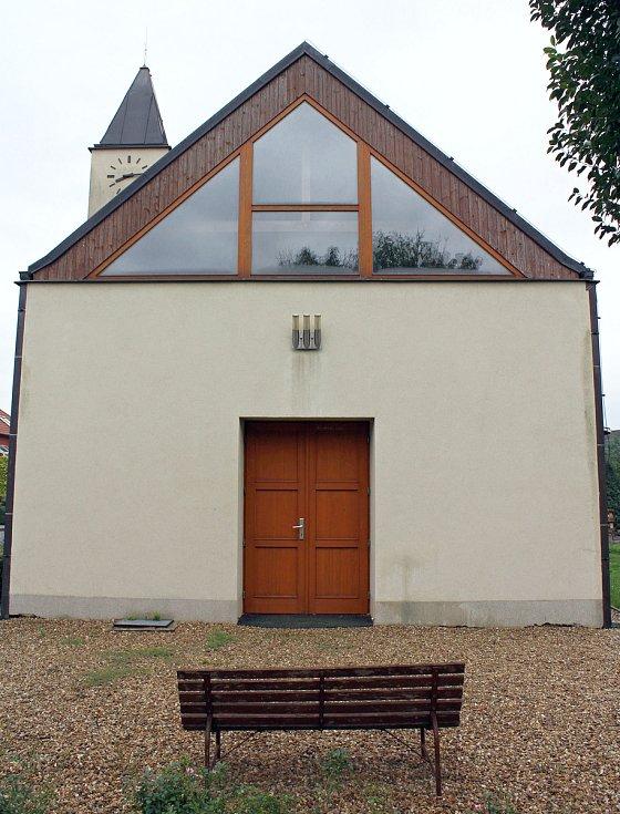 Kaple svatého Václava ve Studenci.