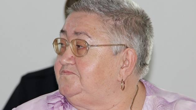 """""""Pervitinová babička"""", čtyřiašedesátiletá Danuše Dubová z Jihlavy, která už má za sebou jedenáct měsíců vazby, očekává rozsudek příští středu."""