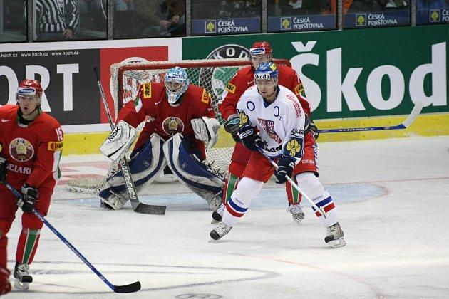 Český národní tým v prvním herním testu proti Bělorusku uspěl.